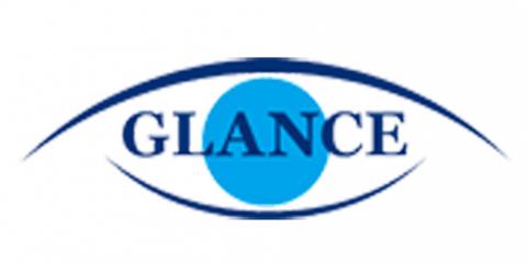 Очковые линзы Glance 1.56 HMC/EMI/UV400 , линзы для ночного вождения,(For Night Driving)
