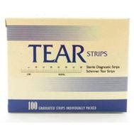 Офтальмологические тест-полоски Tear Strips №100 для Теста Ширмира