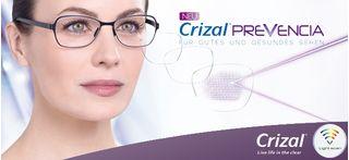 Линзы Crizal Prevencia названы Канадским продуктом года