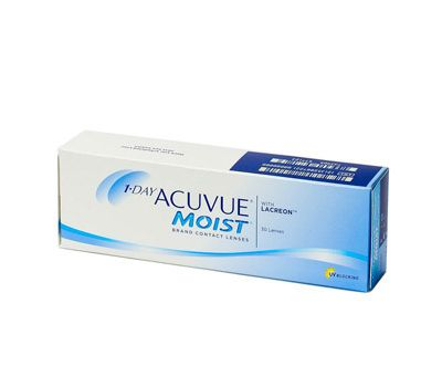 1 Day Acuvue Moist For Astigmatism 30 pk