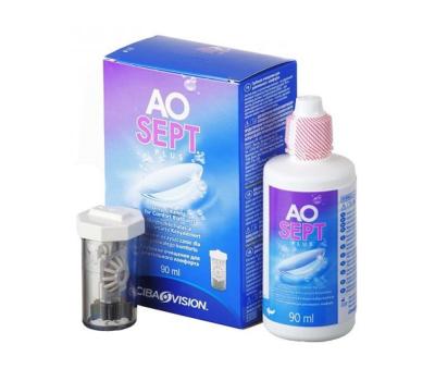 Раствор AOSept Plus (90 мл)