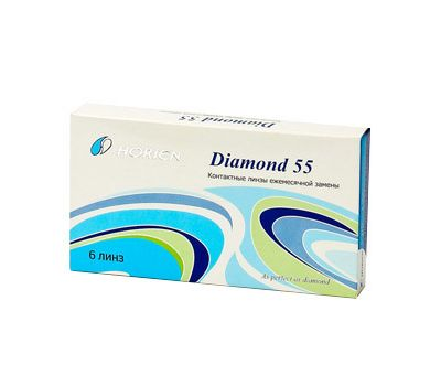 Diamond 55 6 шт Horien